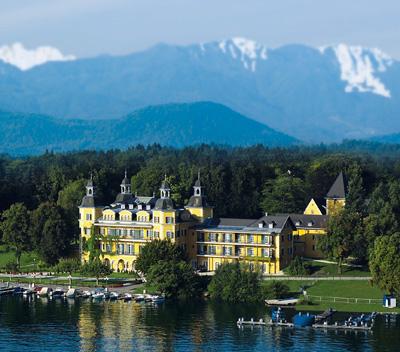 Revitalisierung Schloss Am Wörthersee